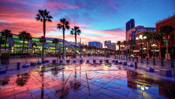 Disney Wonder California