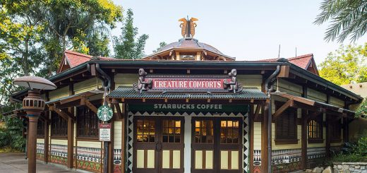 Starbucks Disney