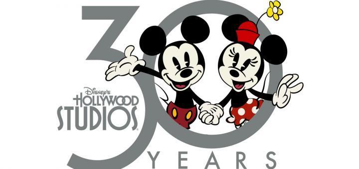 Hollywood Studios 30th Anniversary