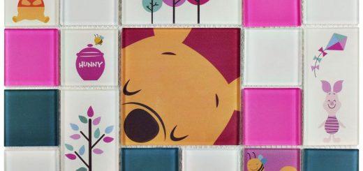 Disney Mosaic Tiles