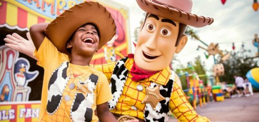 Toy Story Early Morning Magic