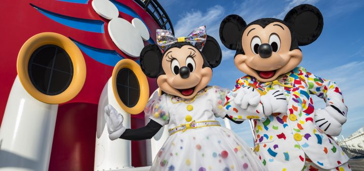 Disney Fantasy September