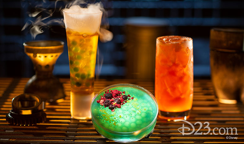 Food at Galaxy's Edge
