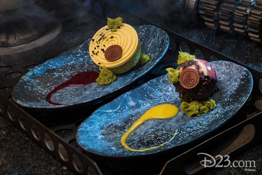 Food at Galaxy's Edge