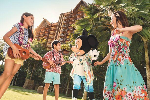 Disney's Aulani Resort