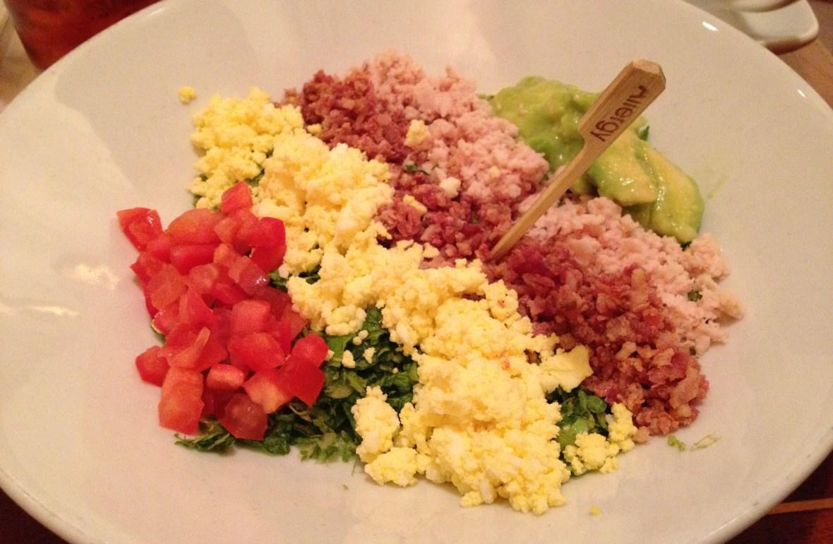Hollywood Brown Derby Cobb Salad