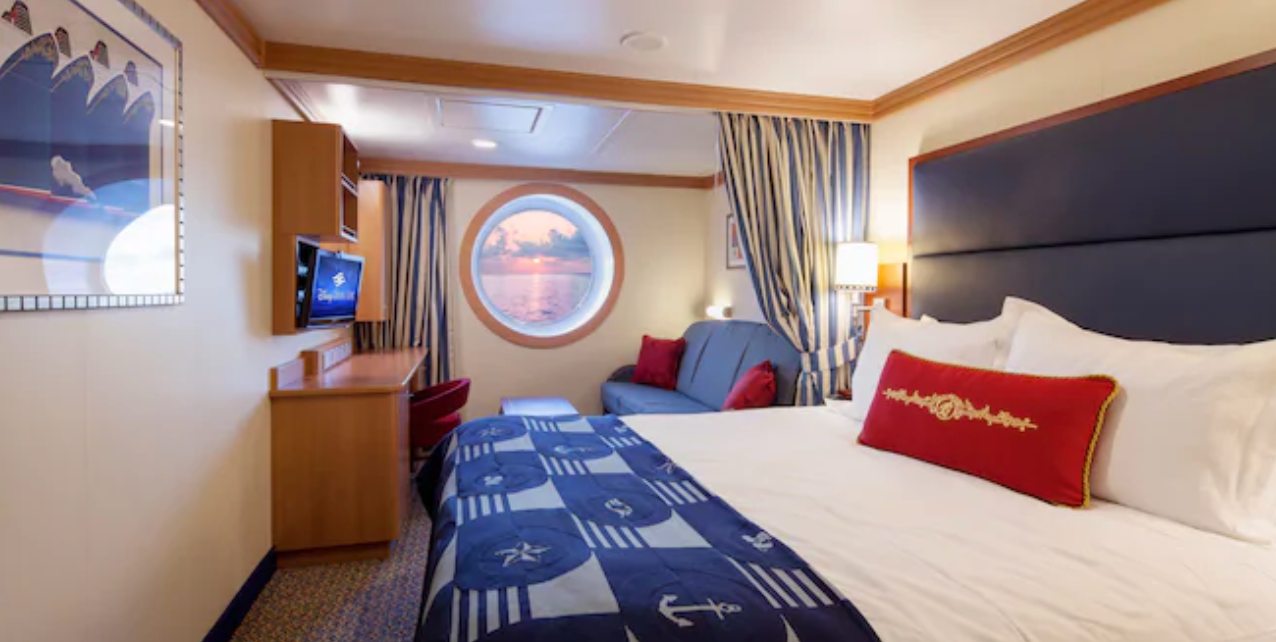 Picture of: Can Disney Cruise Line Staterooms Accommodate Families Of 5 Mickeyblog Com