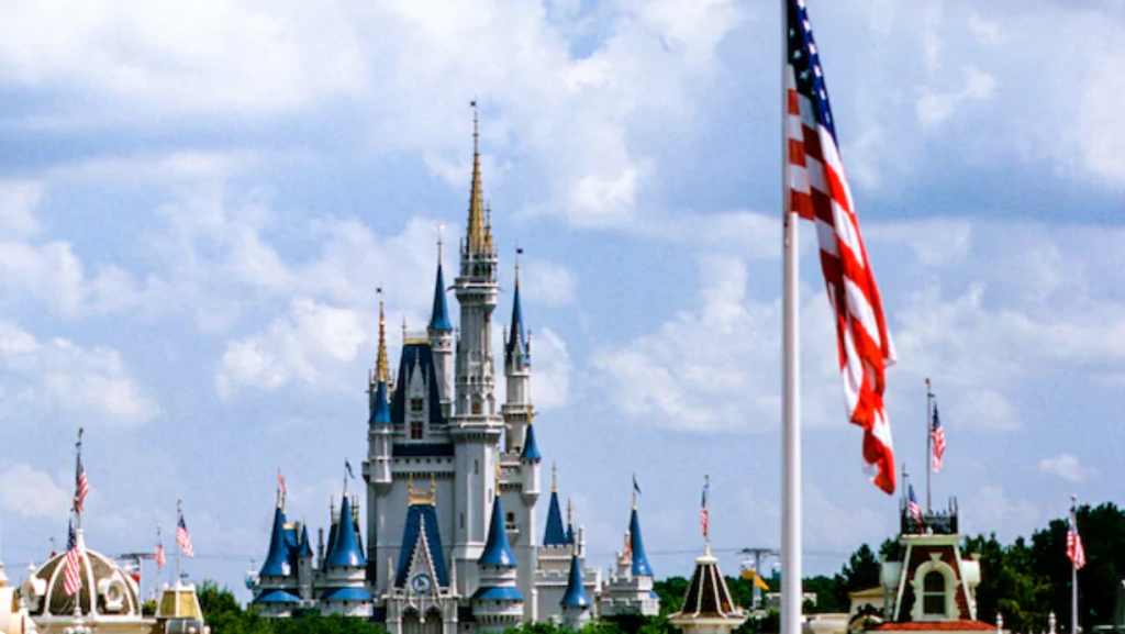 President's Day at Magic Kingdom