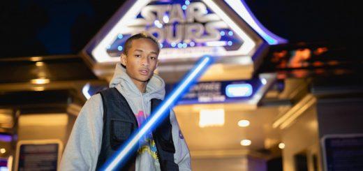 Jaden Smith Disneyland Paris