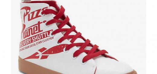Pizza Planet Shoes