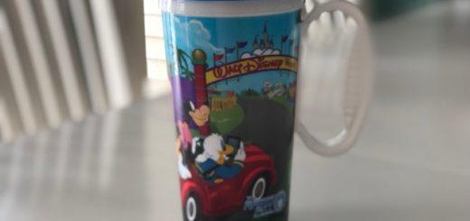 Refillable Resort Mug