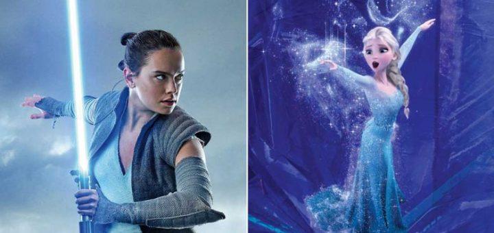 Frozen Star Wars
