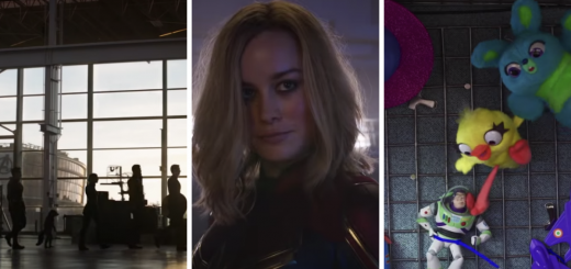 New Disney movie trailers from the Super Bowl