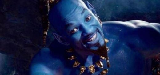 Blue Genie Will Smith