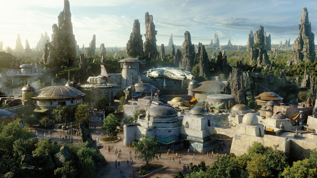 Galaxy's Edge opening date