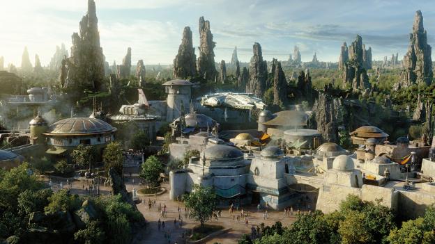 Star Wars: Galaxy's Edge, Edge