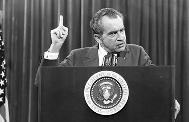 Richard Nixon Contemporary