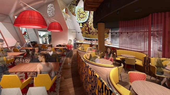Disney World New Restaurants
