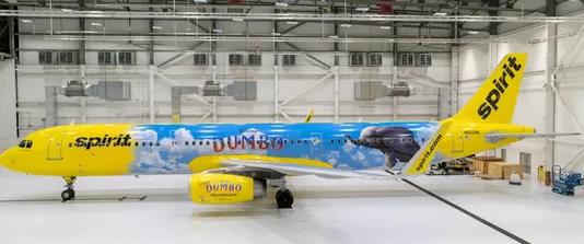 Dumbo airplane