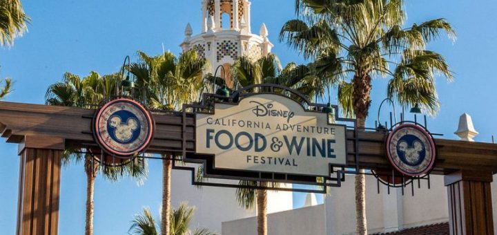 California Food & Wine
