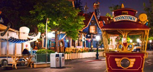 Disneyland Lands