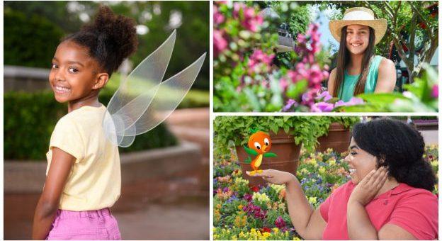 Flower & Garden PhotoPass