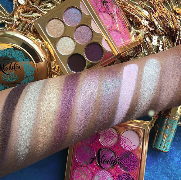Be The First To Check Out The New Mac Cosmetics Aladdin Collection