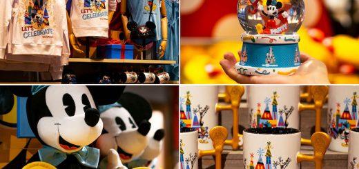 Mickey Disney Springs