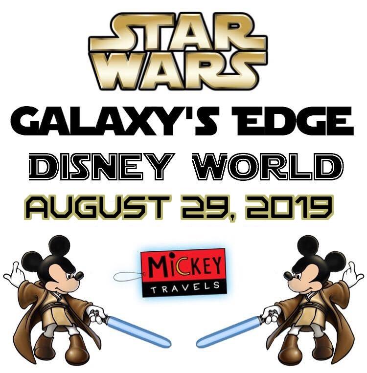 Star Wars Land Disney World