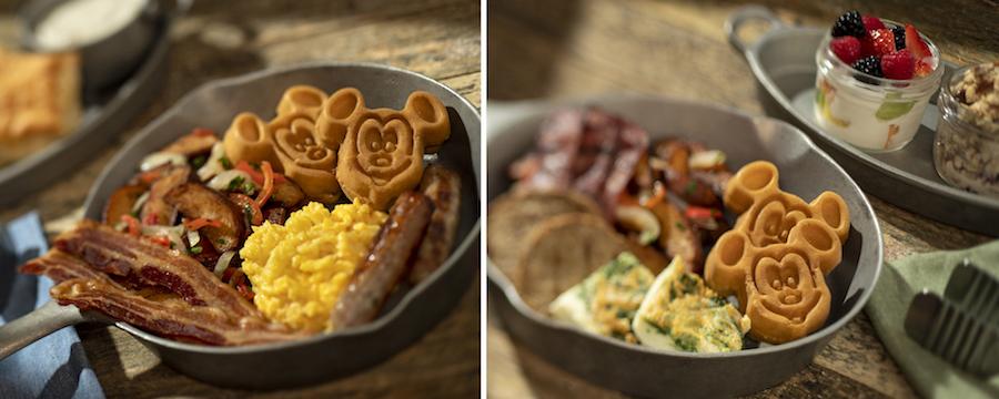 food at Walt Disney World