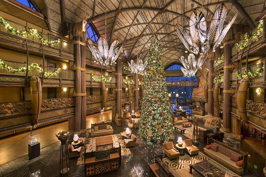 Christmas Resorts