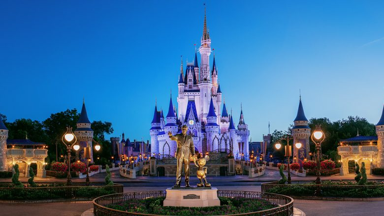 Disney World November Refurbishment