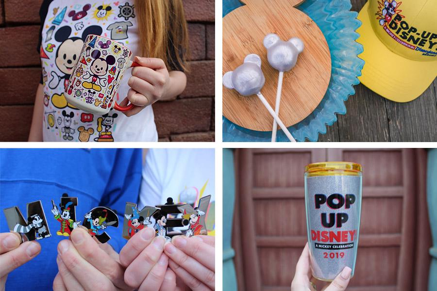 Pop Up Merchandise