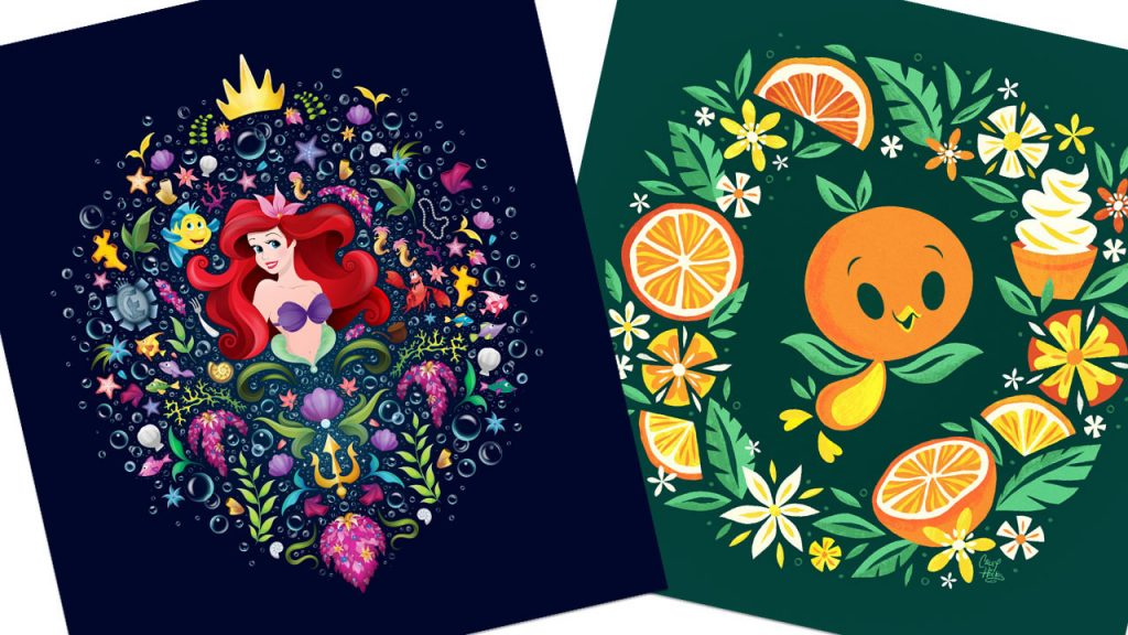 April Disney Artists