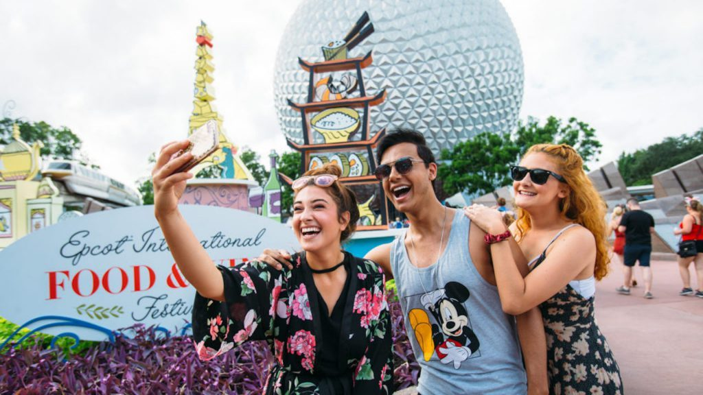 all vacation to Walt Disney World