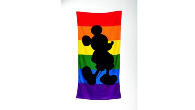Pride towel