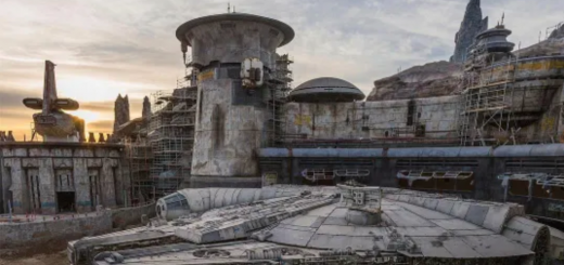 Live Stream of the Galaxy's Edge Dedication Ceremony