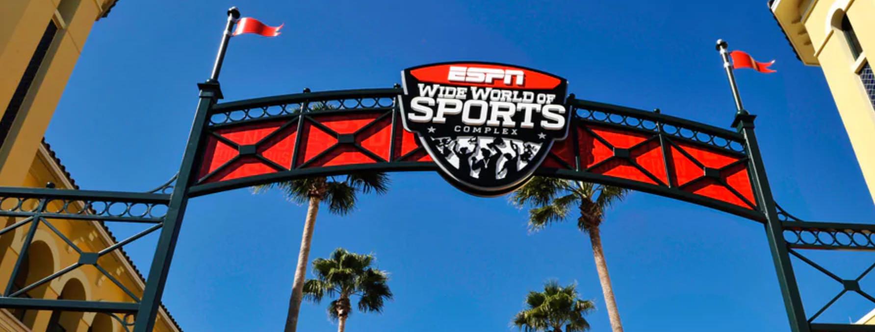 Major League Soccer Disney World
