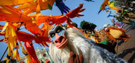 The Lion King & Jungle Festival