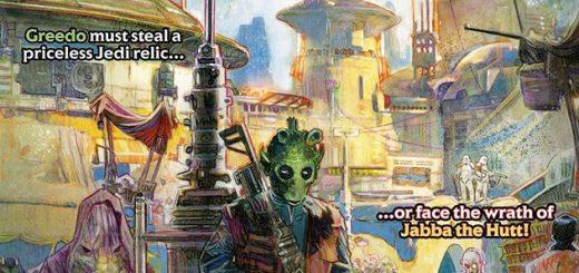 Galaxy's Edge comics