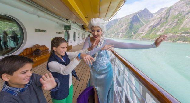 Disney Cruise Alaska