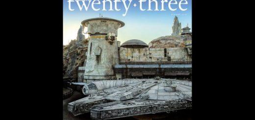 Disney twenty-three Galaxy's Edge