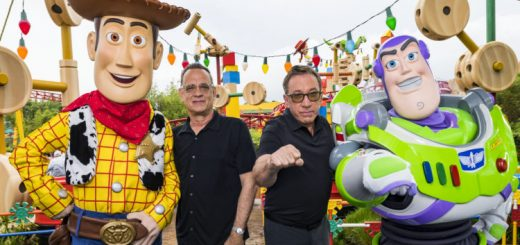 Toy Story Land's 1st Anniversary