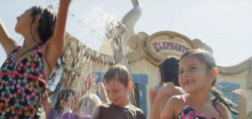 Magic Kingdom Splash Pad