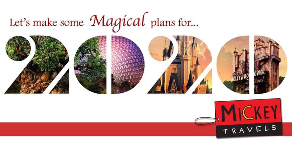Walt Disney World 2020 Vacation Packages Now Available