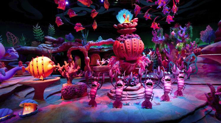 Ariel's Undersea