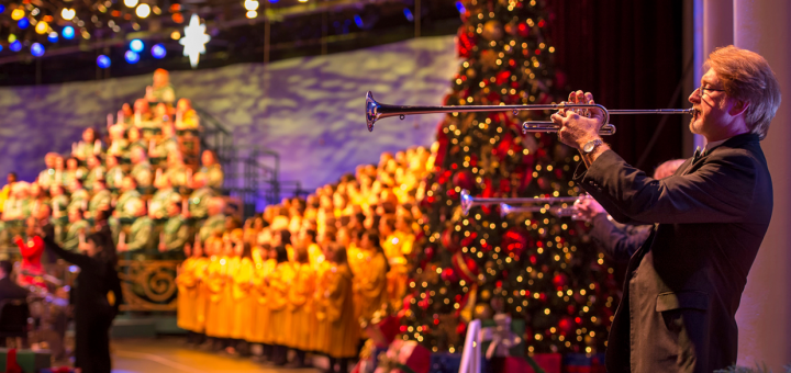 Candlelight processional 2020