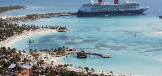 2020, Castaway Cay