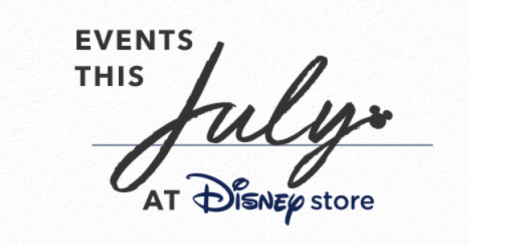 Disney Store July Events