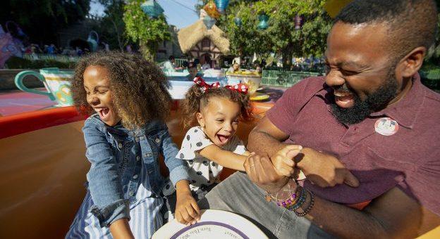 Disneyland Father